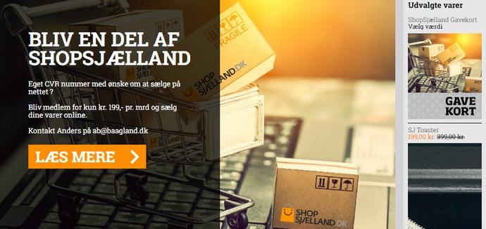 ShopSjælland