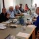 bestyrelsen i LAG Midt-Nordvestsjælland i arbejde 16.9 2019