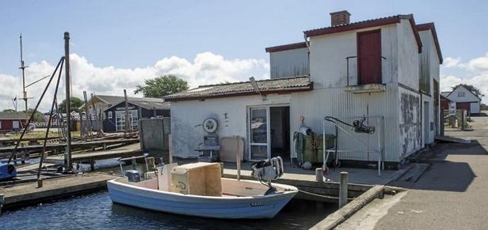 Havnsø Fisk før renovering
