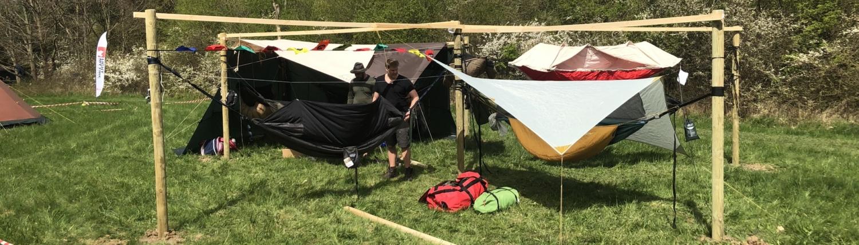 Udstilling fra outdoor-festival