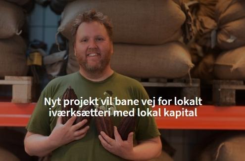 Projekt om lokal crowdfunding